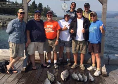 Peniuk's Sportfishing and Adventure Tours in Campbell River