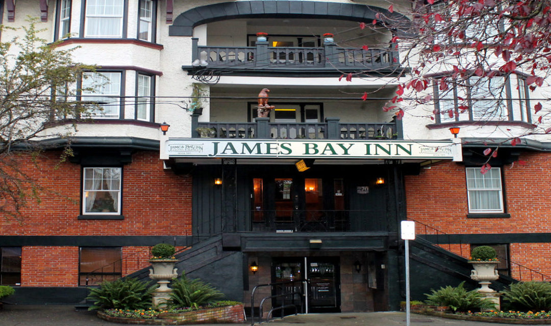 James Bay Inn & Suites